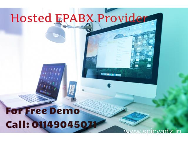 Hosted PBX Provider in India - 1
