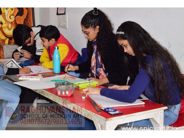 art classes in west punjabi bagh - 1