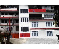 Get Red Cherry Residency (STDC) in,Gangtok with Class Accommodation.
