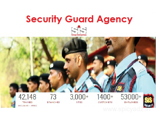 Security Guard Agency  - Leading Security Company in India - 1