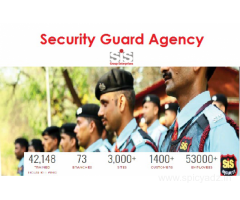 Security Guard Agency  - Leading Security Company in India