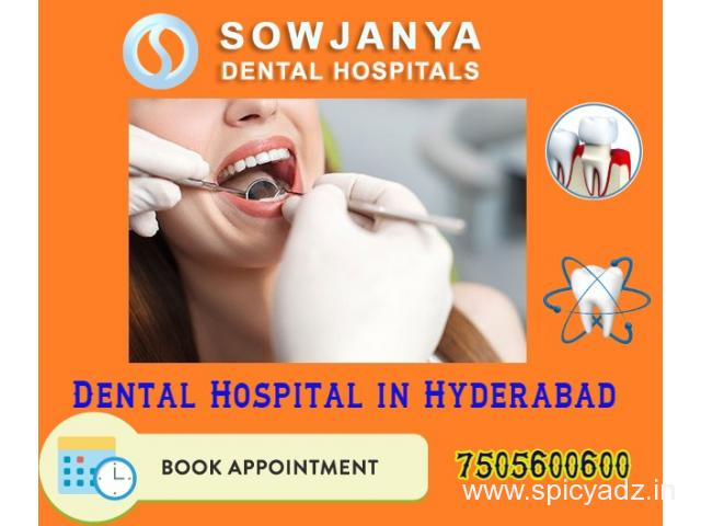 Dental Hospital in Hyderabad | EHS Dental Hospitals in Hyderabad - 1