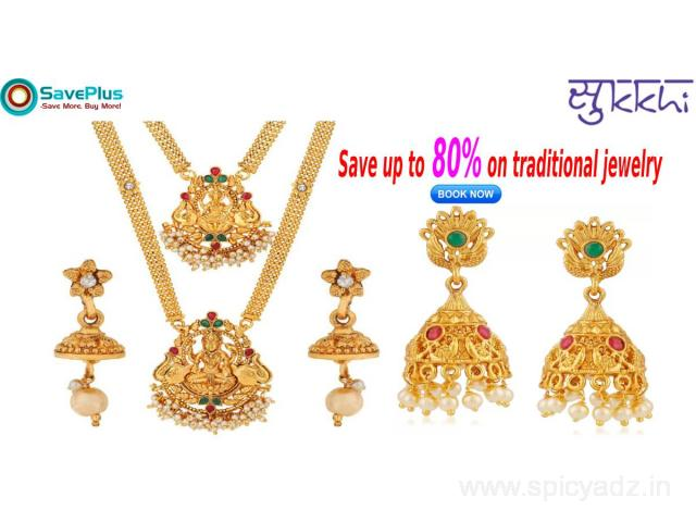 Save up to 80% on traditional jewelry - 1