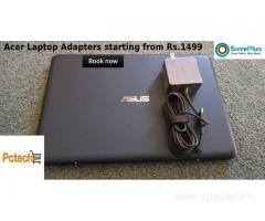 Get Acer Laptop Adapters starting from Rs.1499