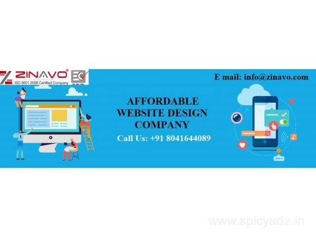 Affordable Website Design Company - 1