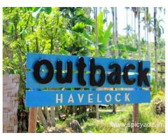 Get Outback Resorts in,Havelock Island with Class Accommodation.