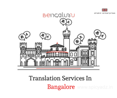Professional Language Translation Services in Bangalore India