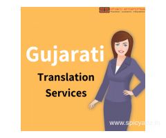 Gujarati Translation Services In India By Shakti Enterprise