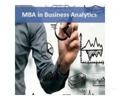 Distance MBA in Business Analytics