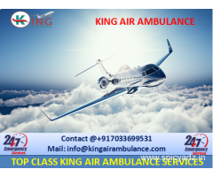 Get Avail of King Emergency Air Ambulance from Bokaro to Delhi