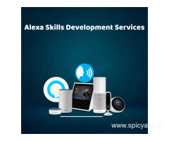 Voice and fuel your business with our Alexa skills development services