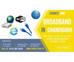 Connect Broadband in Chandigarh - ConnectZone