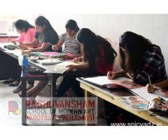 art courses in west punjabi bagh