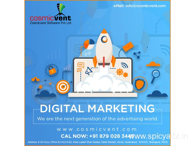 Digital Marketing Companies In Hyderabad - 1