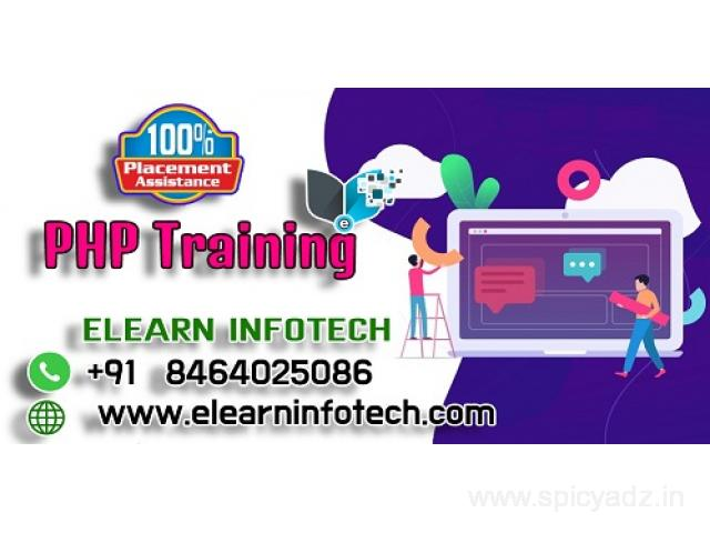 PHP Course Training Institute in Madhapur Hyderabad - 1