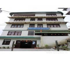 Get Hotel May-Yak Yangkhyil in,Gangtok with Class Accommodation.