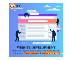 Top Web development services in Noida
