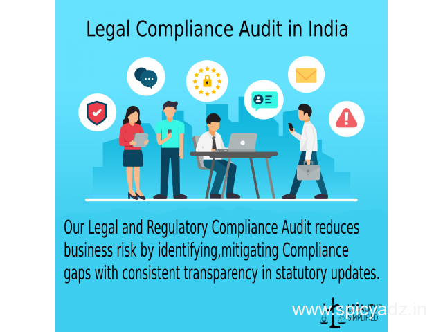 Legal and Regulatory Compliance Auditing | legal compliance audit in india - 1