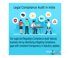 Legal and Regulatory Compliance Auditing | legal compliance audit in india