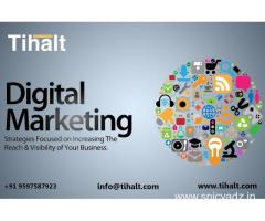 Top Digital Marketing Agency in Bangalore - Tihalt