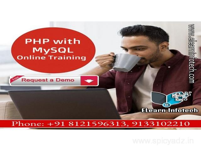 PHP Course Online Training in Hyderabad - 1