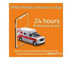 24*7 Book Ambulance Online In India | Emergency Ambulance App