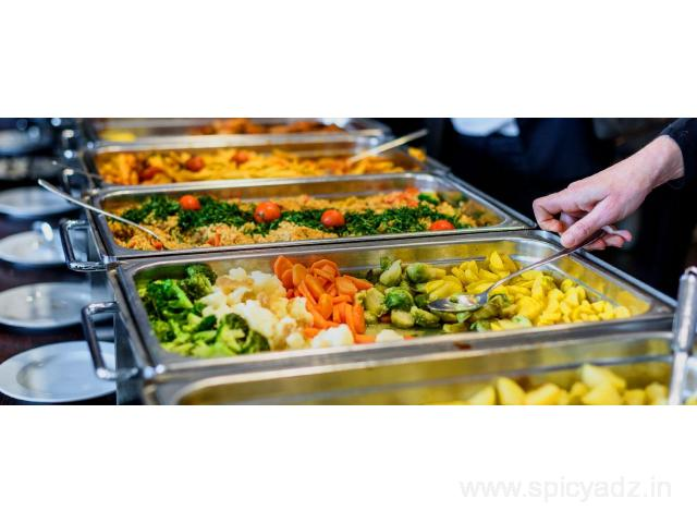 Best Veg Catering Services in Bangalore - Vindoos - 1