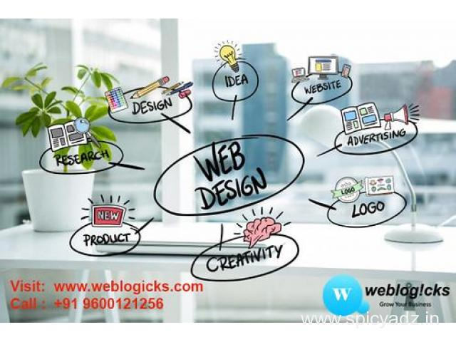 Web Design Company Bangalore | Get Your website Today - 1