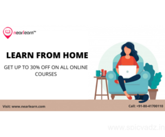 30%off on all online courses