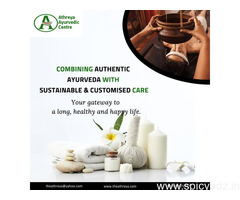 kerala ayurvedic treatment centre