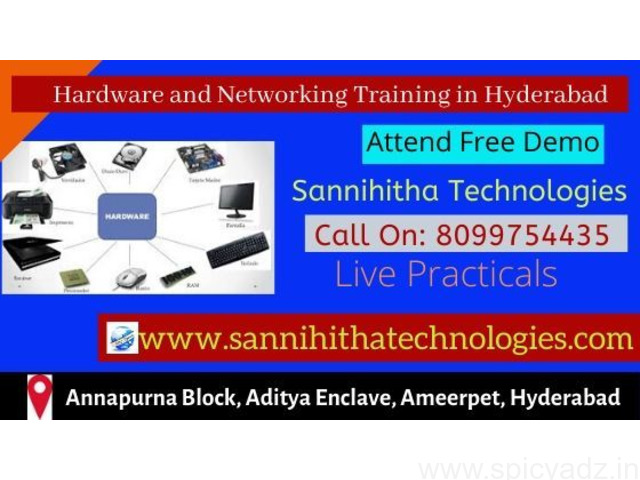 Hardware and Networking Course in Hyderabad - Networking Training in Hyderabad - 1
