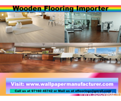 Top Wooden Flooring Importer in Delhi