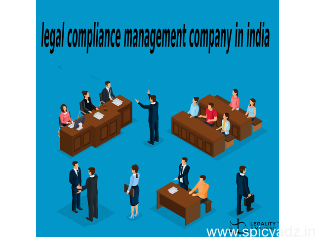 Legal Compliance Management Company | 30+ Industry Experience | india - 1