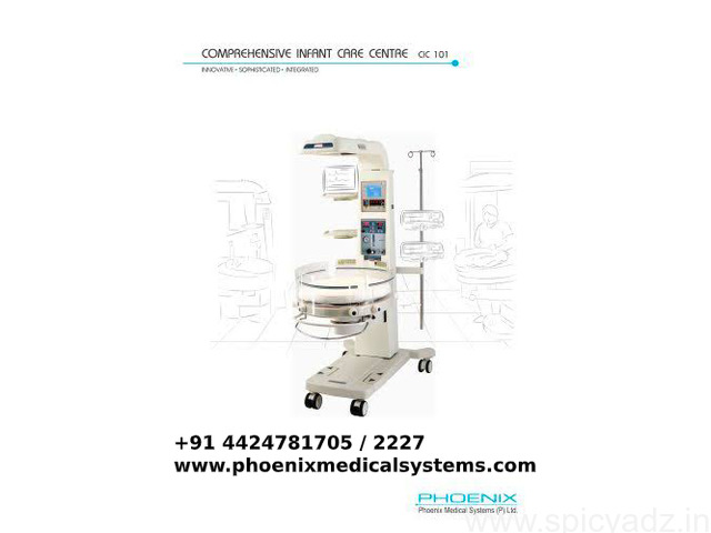 Phototherapy Equipment Manufacturer - Medical Device Companies | phoenimedicalsystems.com - 1