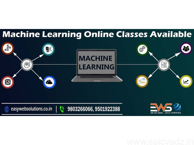 Machine Learning Online Classes Available - 1