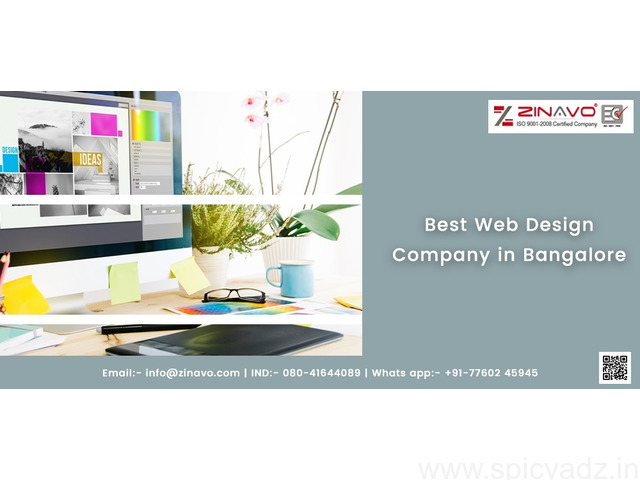 Website Design Company in Bangalore - 1