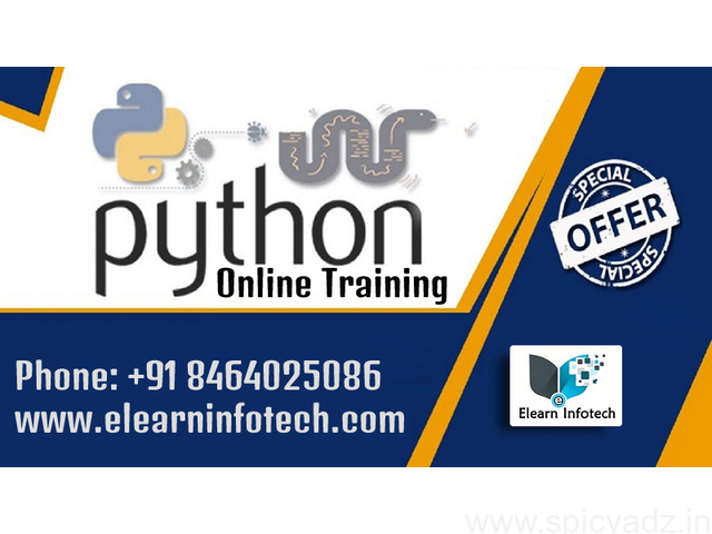 Python Online Training by Professional with Projects - 1