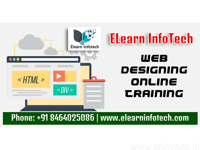 Online Web Designing Course in Hyderabad with Live Project - 1