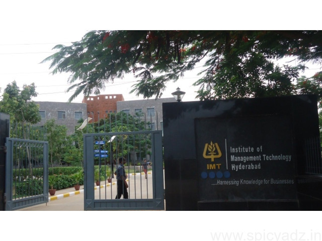 PGDM Course in Hyderabad - 1