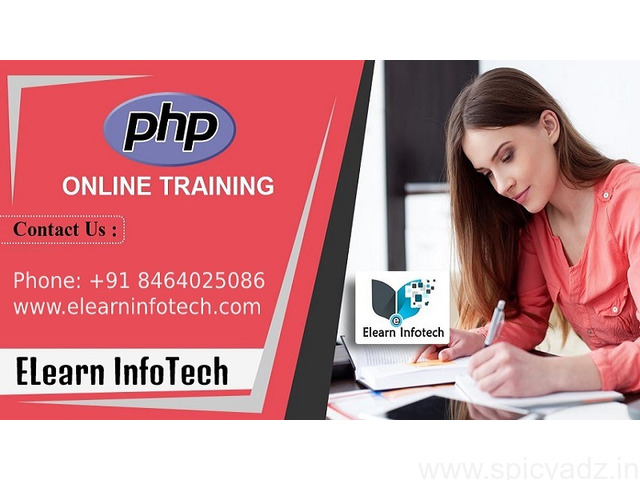 Online PHP with MySQL Course in Hyderabad with Live Project - 1