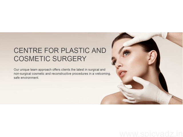 Centre for Cosmetic and Plastic Surgery at Delhi India - 1