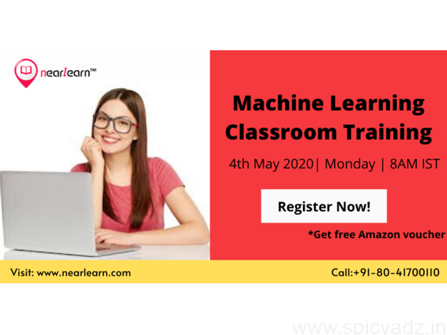machine learning course training - 1
