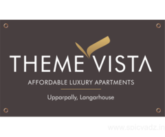 Flats For Sale In Attapur, Mehdipatnam Hyderabad - Theme Vista Apartments
