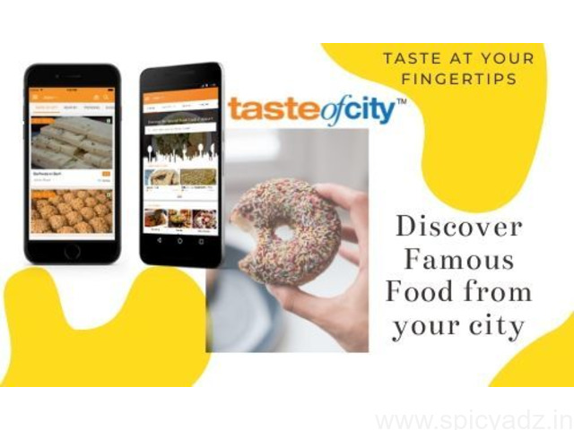 Find Special  Taste from Your City by TasteofCity - 1