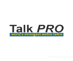 Talkpro-walkie talkie in india
