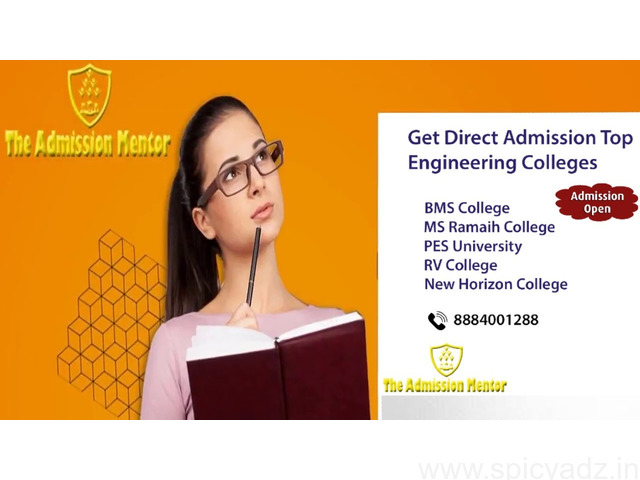 Direct Admission in Top Colleges Bangalore - 1
