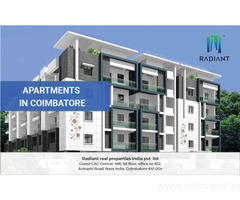 Luxury Apartments in Coimbatore