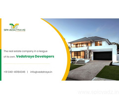 Duplex Luxury Villas for Sale in Beeramguda near BHEL