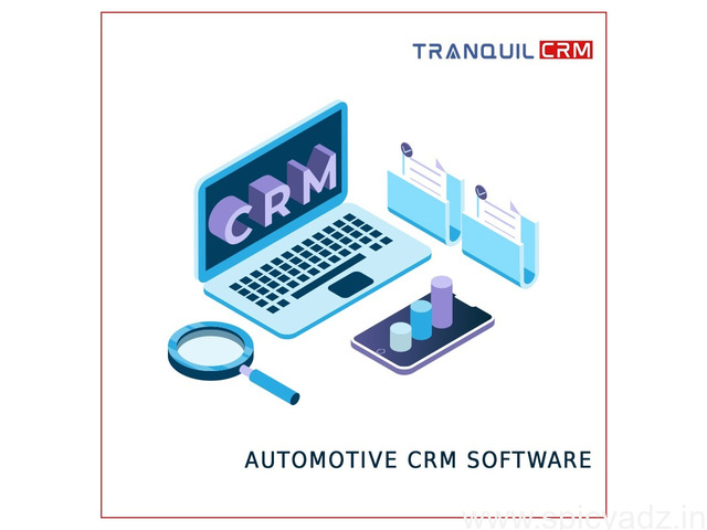 Best Sales CRM software for Lead management from Tranquil - 1