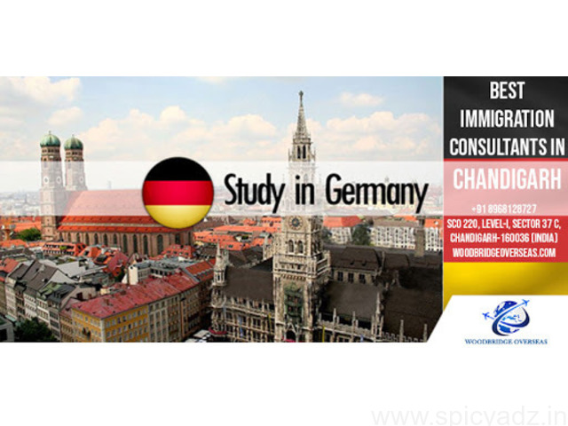 Germany Study Visa Consultants In Chandigarh. - 1